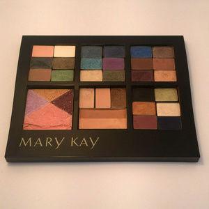 Mary Kay Full Eye Shadow & Cheek Color Tray